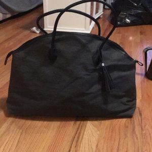 Handbags - Large duffle with fun tassel